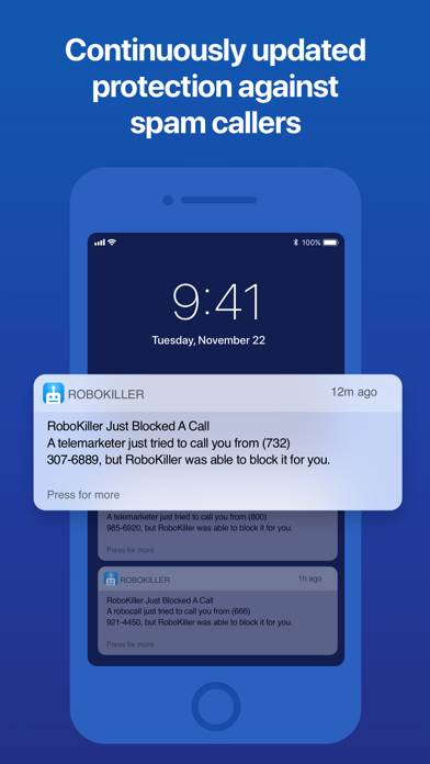 RoboKiller: Spam Call Blocker screenshot #2