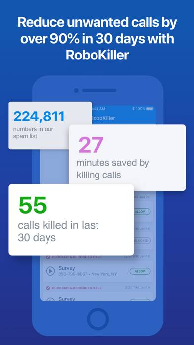 RoboKiller: Spam Call Blocker screenshot #8