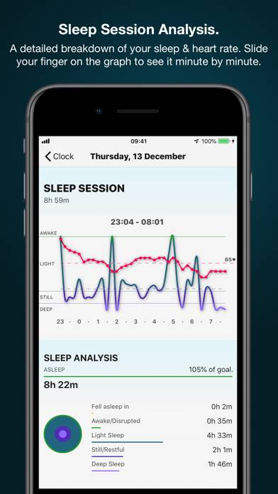 AutoSleep Tracker for Watch screenshot #4