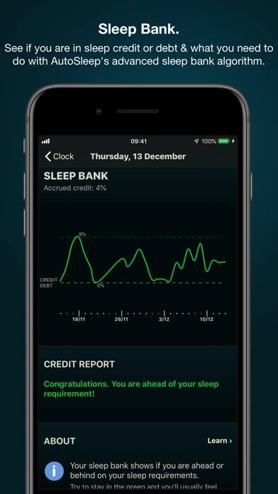 AutoSleep Tracker for Watch screenshot #7