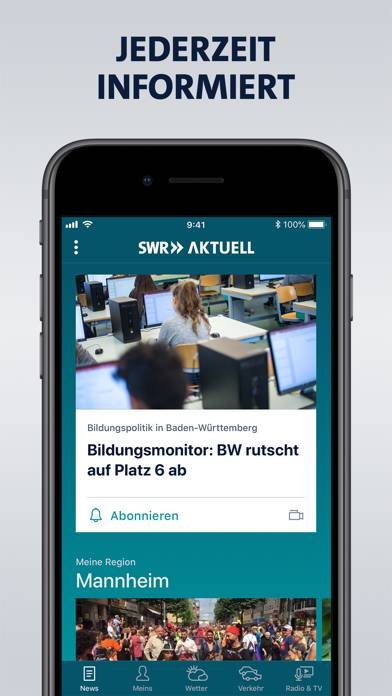 Swr App Android