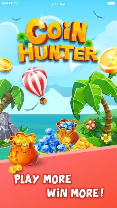 Coin hunter app
