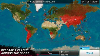 Plague Inc. screenshot #2