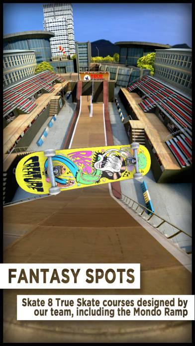 True Skate screenshot #1