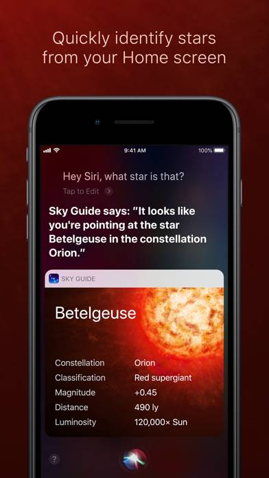 Sky Guide screenshot #2