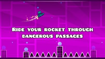 Geometry Dash screenshot #2