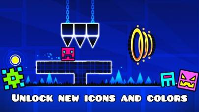 Geometry Dash screenshot #4