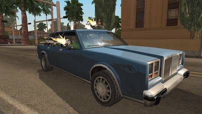 Grand Theft Auto: San Andreas screenshot #2