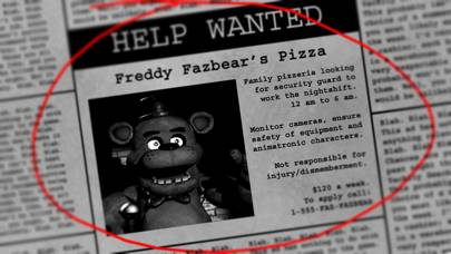 Five Nights at Freddy's screenshot #4