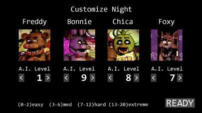 Five Nights at Freddy's screenshot #8